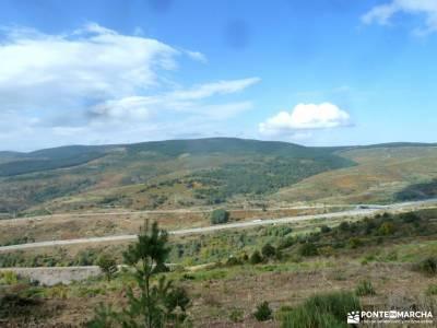 Dehesa Bonita-Abedular Somosierra;ruta de los faros tendilla recorrido del rio tajo pantano valmayor